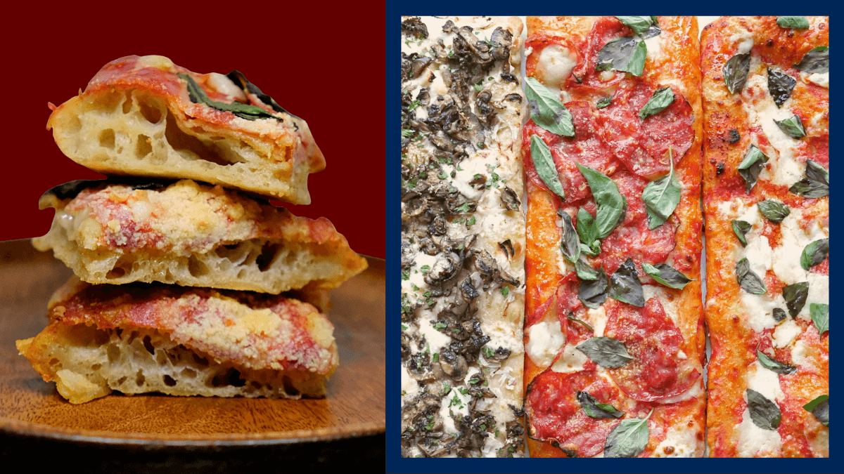 These 3 New Chewy Pizzas from Tyler's Cafe are Delivery and Reheat-Friendly