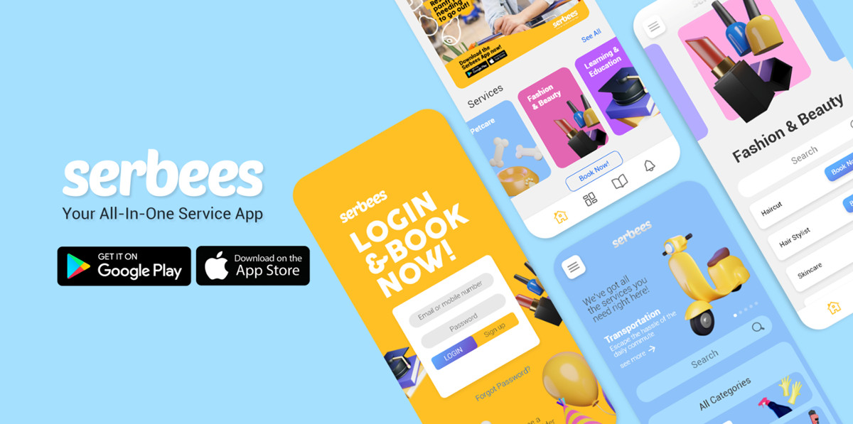 This New Online Shopping App Sells Services Instead of Products