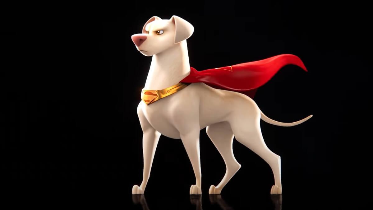 Keanu Reeves, John Krasinski, Kevin Hart, & More are Joining DC's 'Super-Pets' Film!