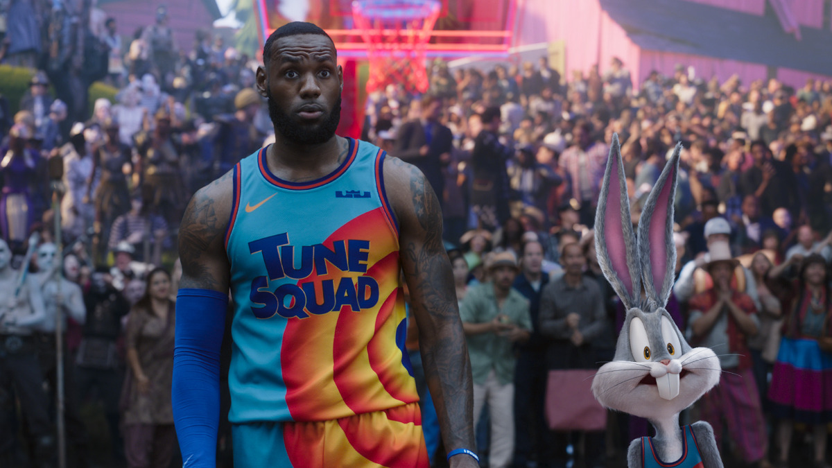 WATCH: The Game is On in the Second Trailer for 'Space Jam: A New Legacy'