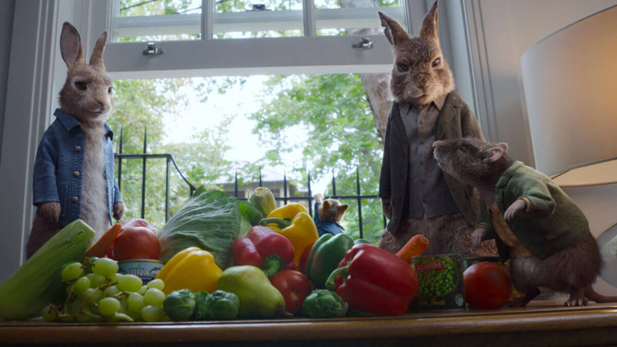 Read more about the article 'Peter Rabbit' Joins the U.N. on Global Campaign to Enlist More Food Heroes for a Healthier Planet