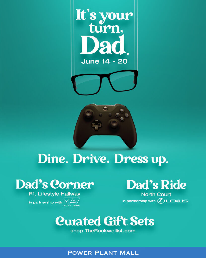 Rockwell Father's Day