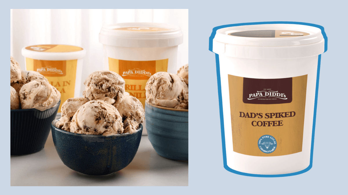 Read more about the article Papa Diddi's Spikes Ice Cream with Rum and Brandy this June