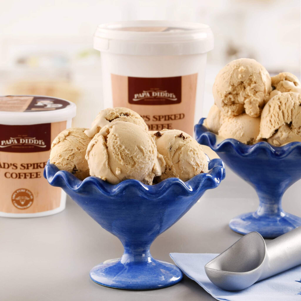Papa Diddi's Father's Day Flavors - Spiked Coffee