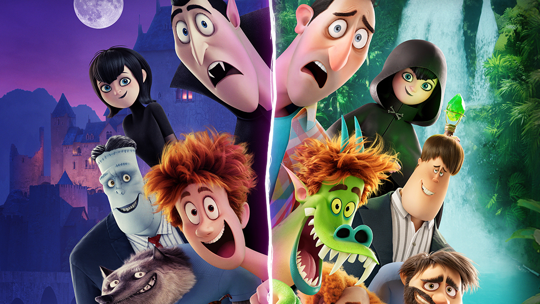 Read more about the article 'Hotel Transylvania: Transformania' Unveils Monster & Human Mashups in Two New Posters