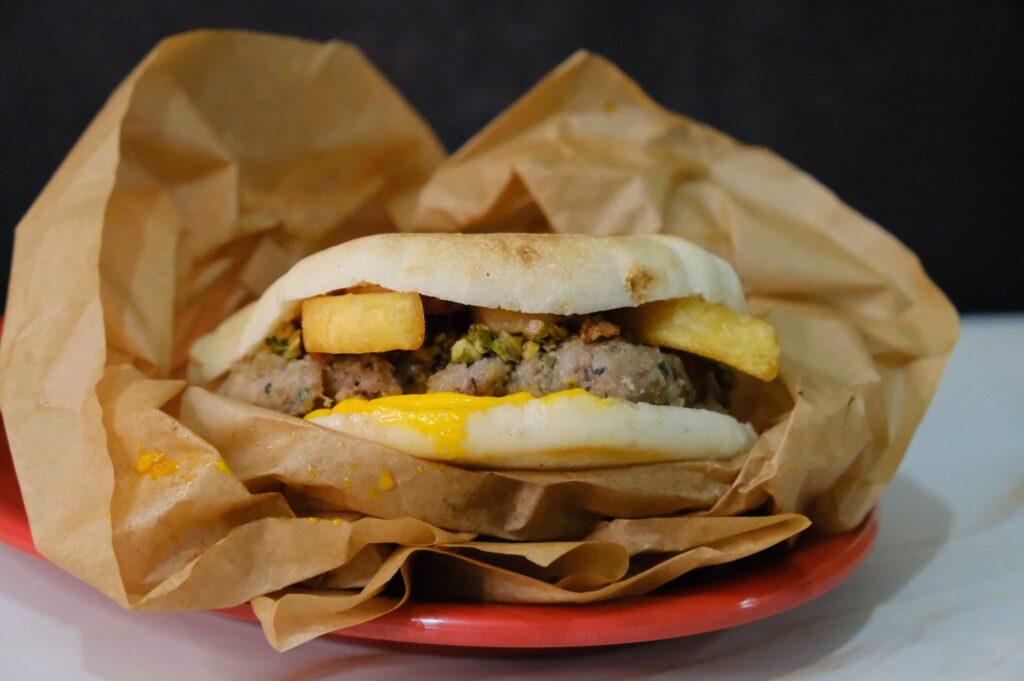 Criollo Sandwich - chori chori