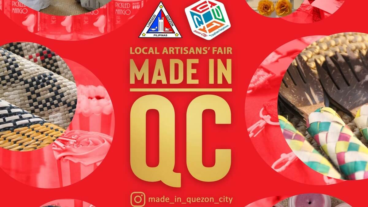 Read more about the article Catch the 'Made in QC' Local Artisans' Fair This Weekend