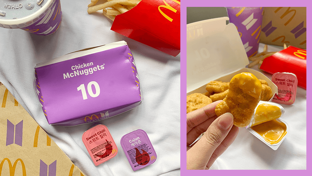 Read more about the article Here's Your First Look at McDonald's Highly-Anticipated BTS Meal