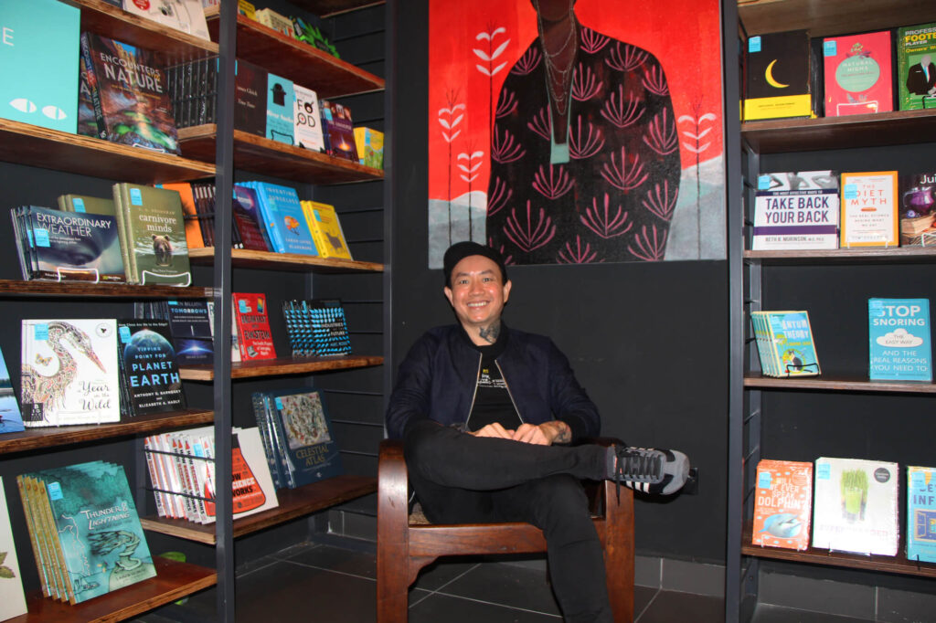 Andrew Yap, Co-Founder of Big Bad Wolf Book Sale