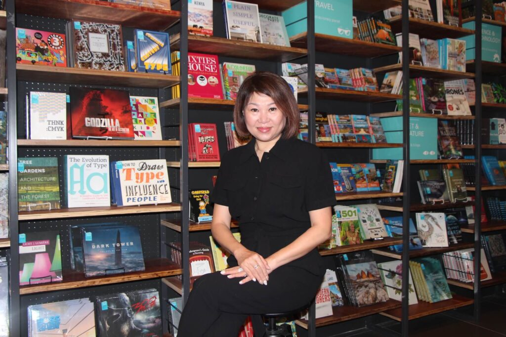 Jaqueline Ng, Co-Founder of Big Bad Wolf Book Sale