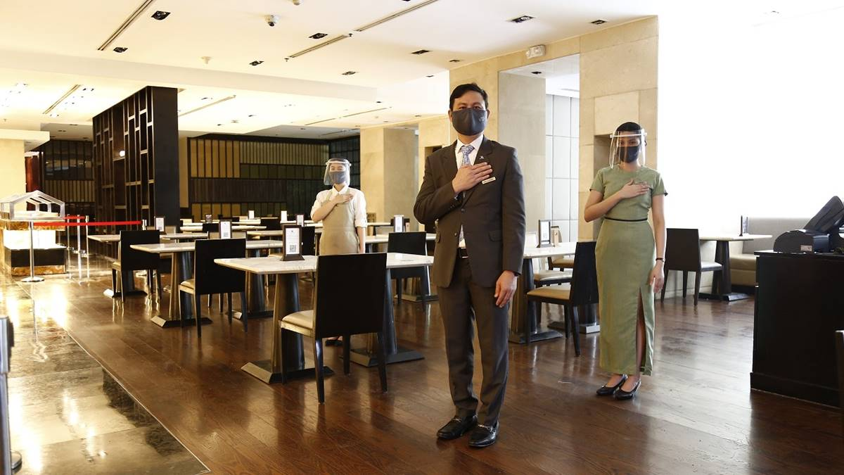 Read more about the article Enjoy an Eat-All-You-Can Dining Experience at the Newly Reopened Marriott Café