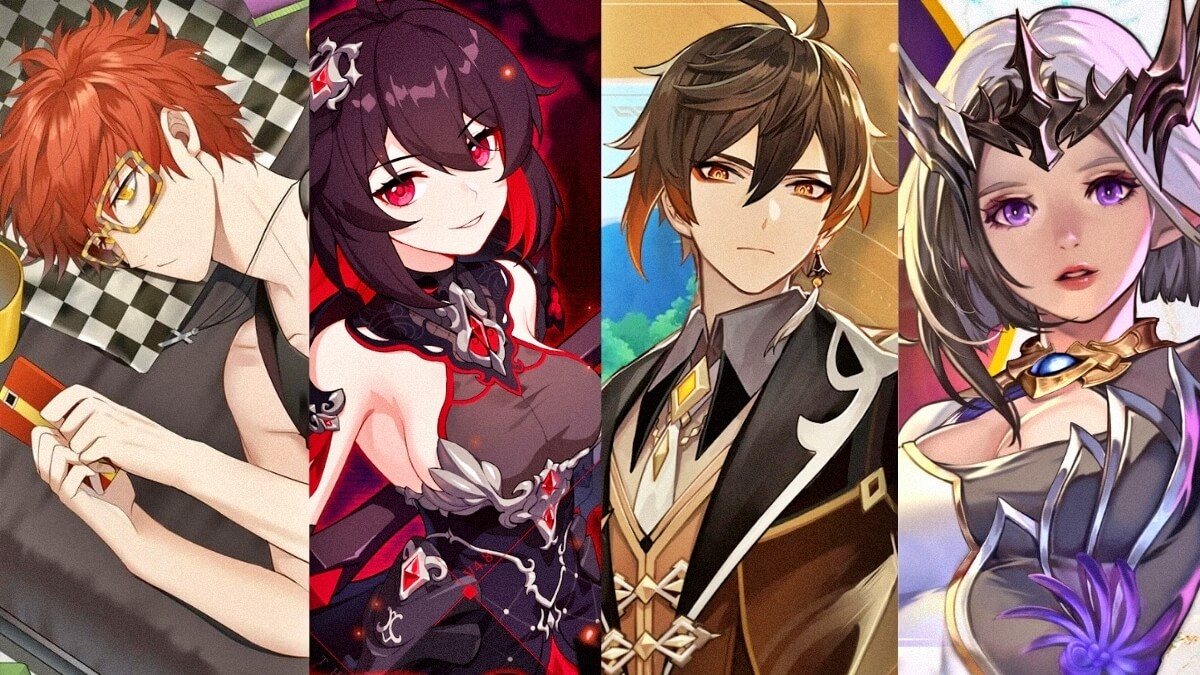 Read more about the article 8 Mobile Games with Waifu & Husbando Characters We Can't Help But Love