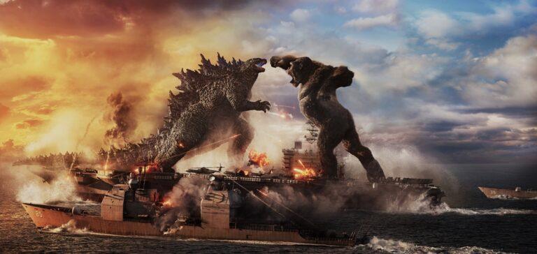 Godzilla vs. Kong on HBO GO