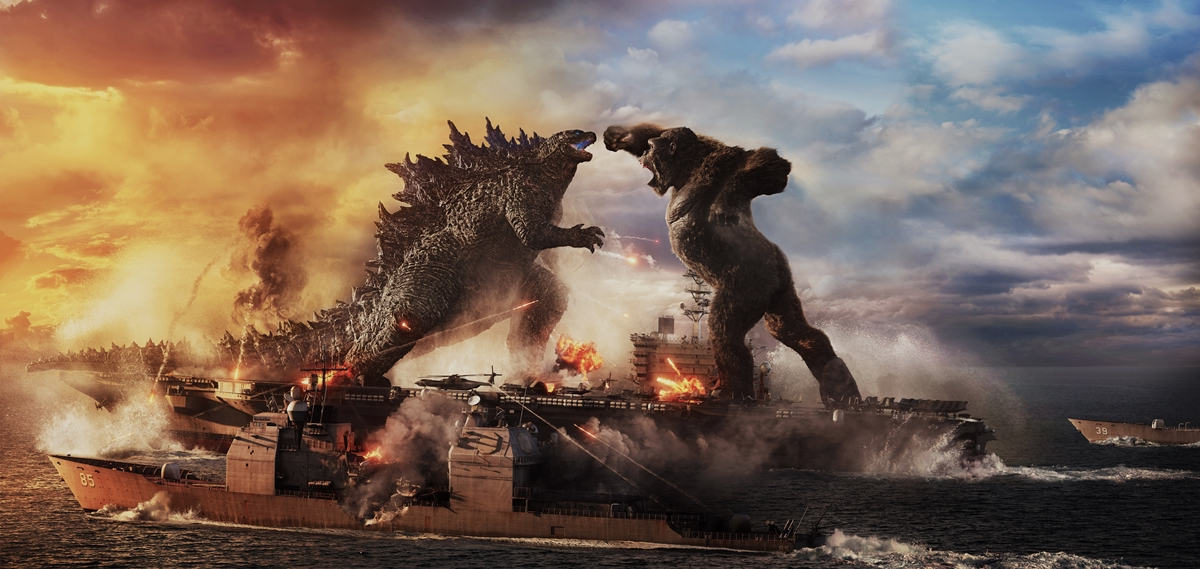 Read more about the article 5 Reasons Why You Must See 'Godzilla vs. Kong' on HBO GO