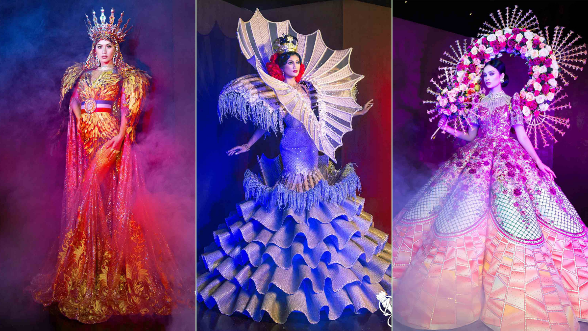 Read more about the article Here are the Top 10 Best in National Costume of Binibining Pilipinas 2021