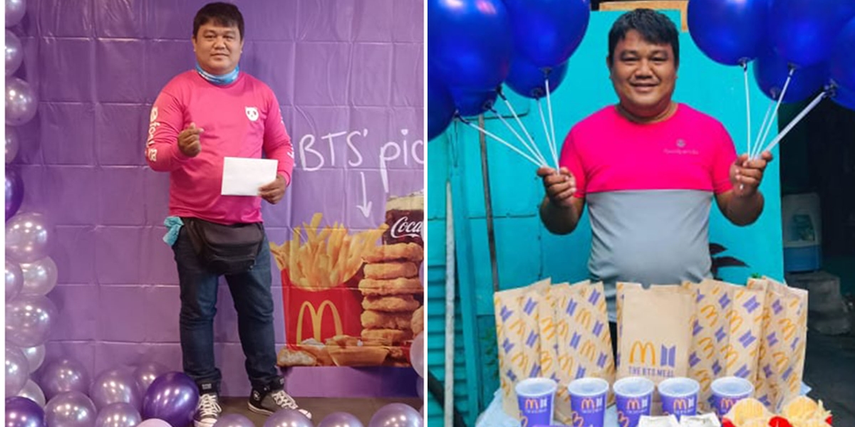 Read more about the article BTS ARMY Raise Funds for foodpanda Rider