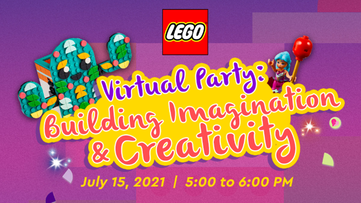 Read more about the article The LEGO Virtual Party Offers Exciting Activities for Your Kids This July 15