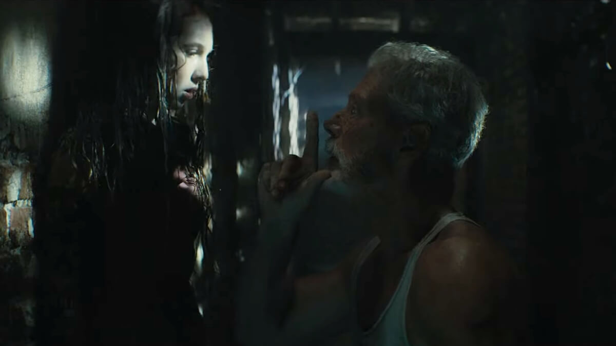 Read more about the article WATCH: The Blind Man is Seemingly the Hero in the 'Don't Breathe 2' Trailer