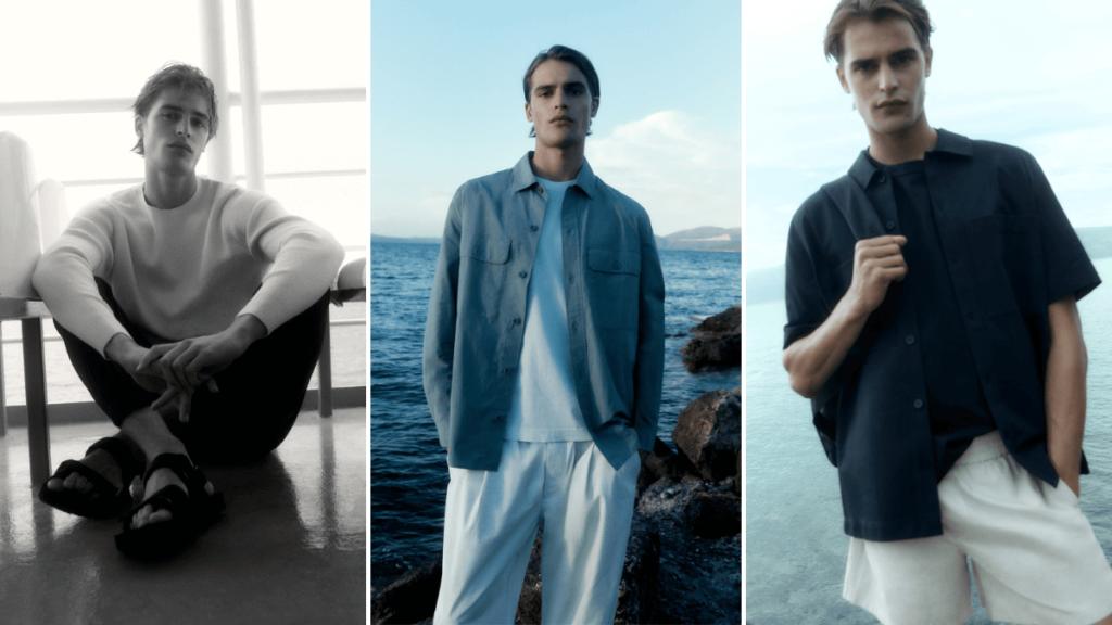 COS Summer Collection 2021 - Menswear