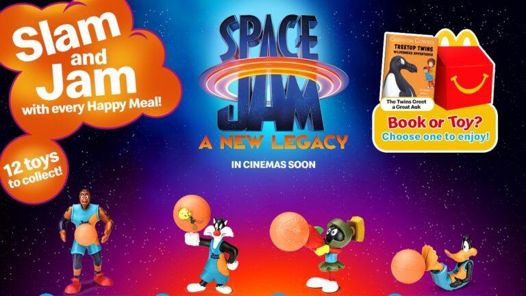 McDonald's Space Jam