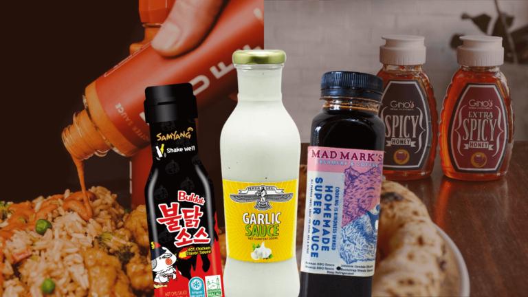Online Finds - Sauces