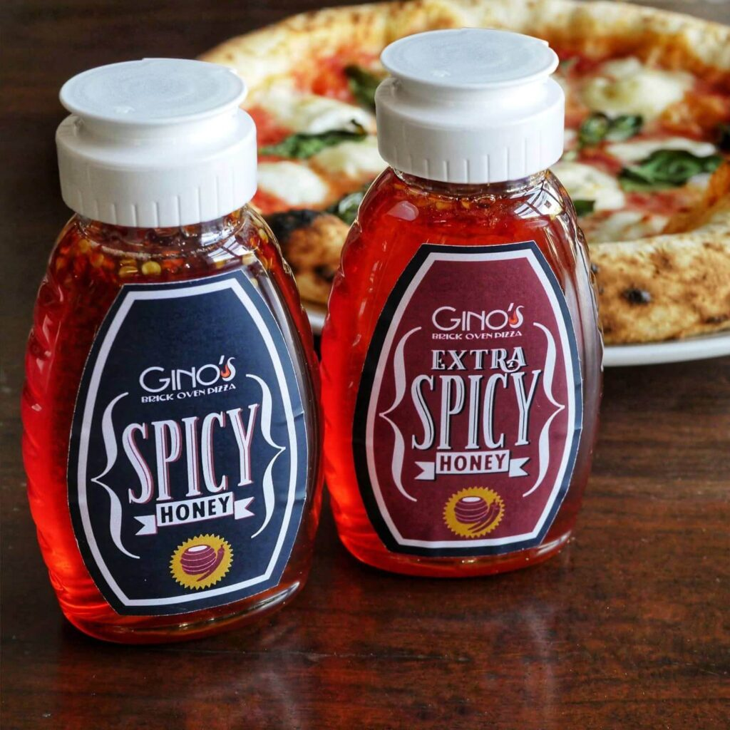 Photo: Gino's Brick Oven Pizza - Sauces