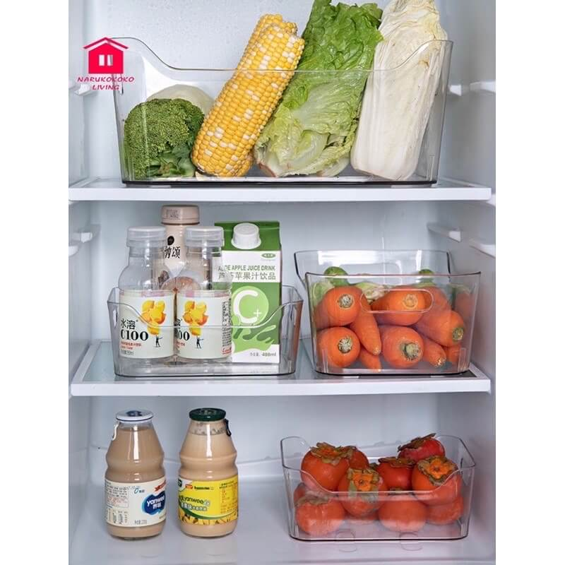8 Storage Products and Organizers - Refrigerator Organizer Container
