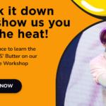 Butter Online Dance Workshop
