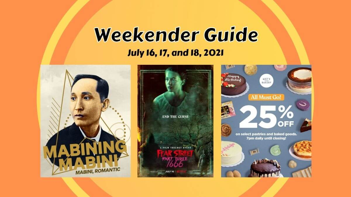 Read more about the article Weekender Guide: What's Happening from July 16 to 18