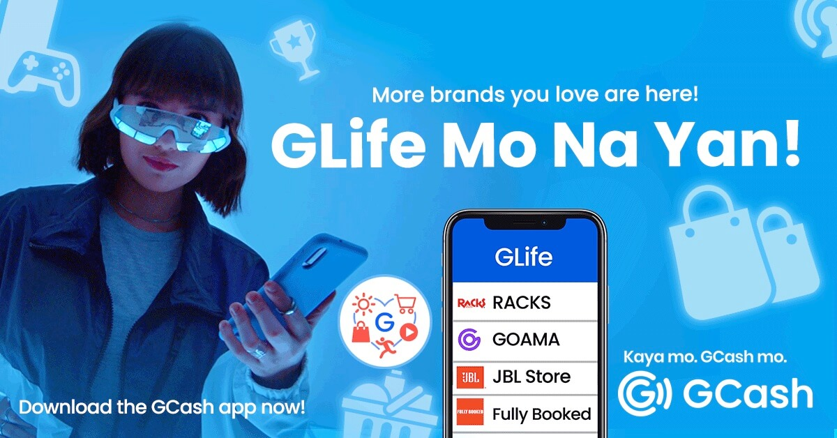 Read more about the article Shop Your Favorite Brands Straight From Your GCash through GLife