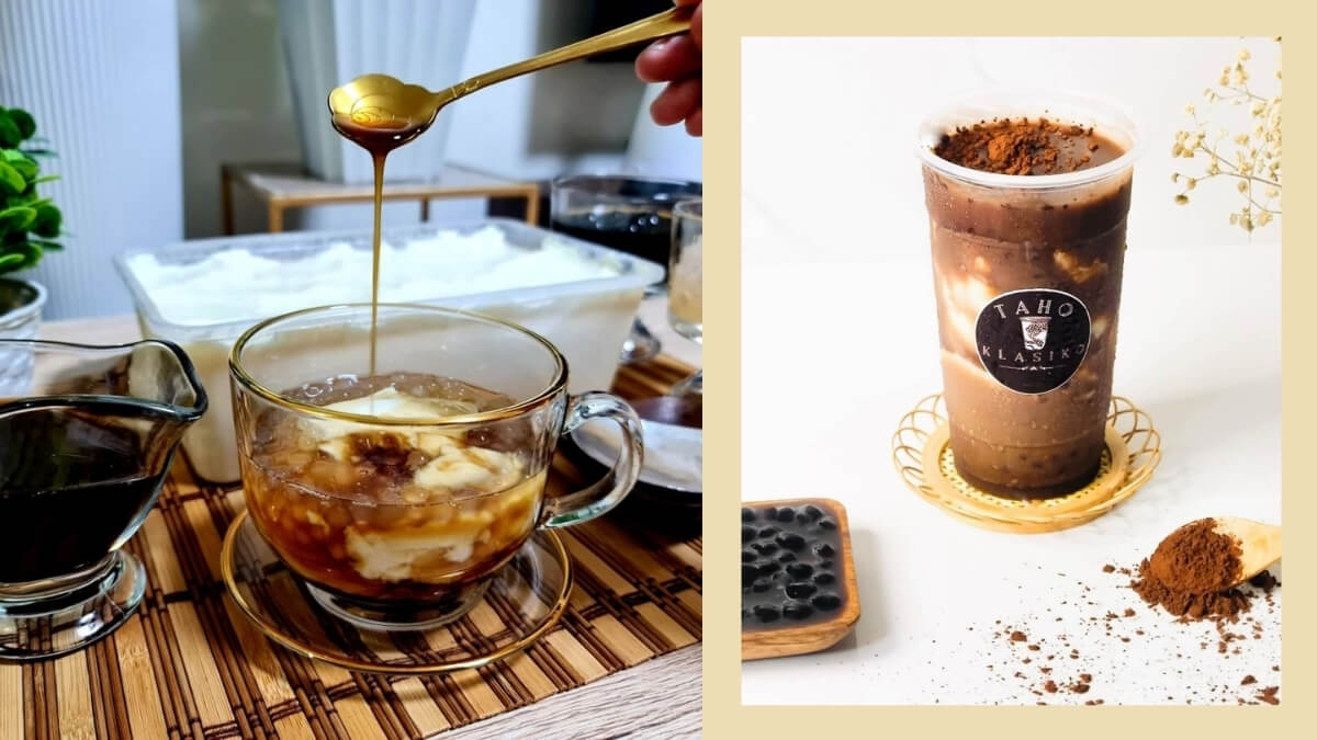 Read more about the article GUIDE: Where to Order Taho in Metro Manila