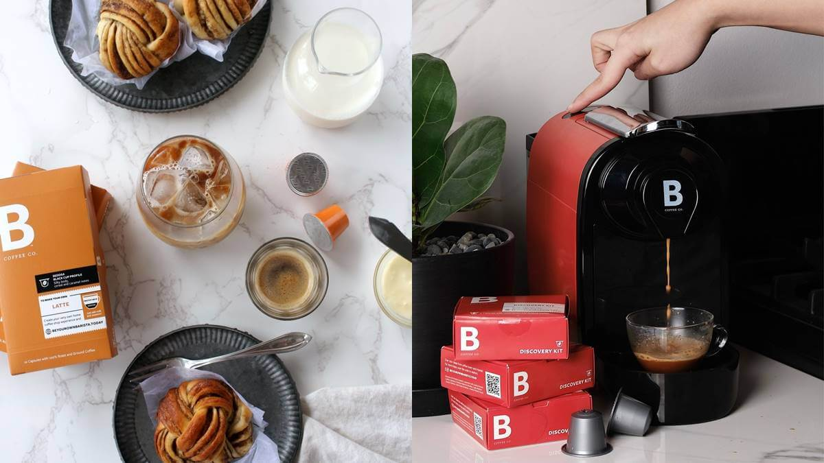 Read more about the article B Coffee Co. Offers An Affordable Kit To Start Your Coffee Journey