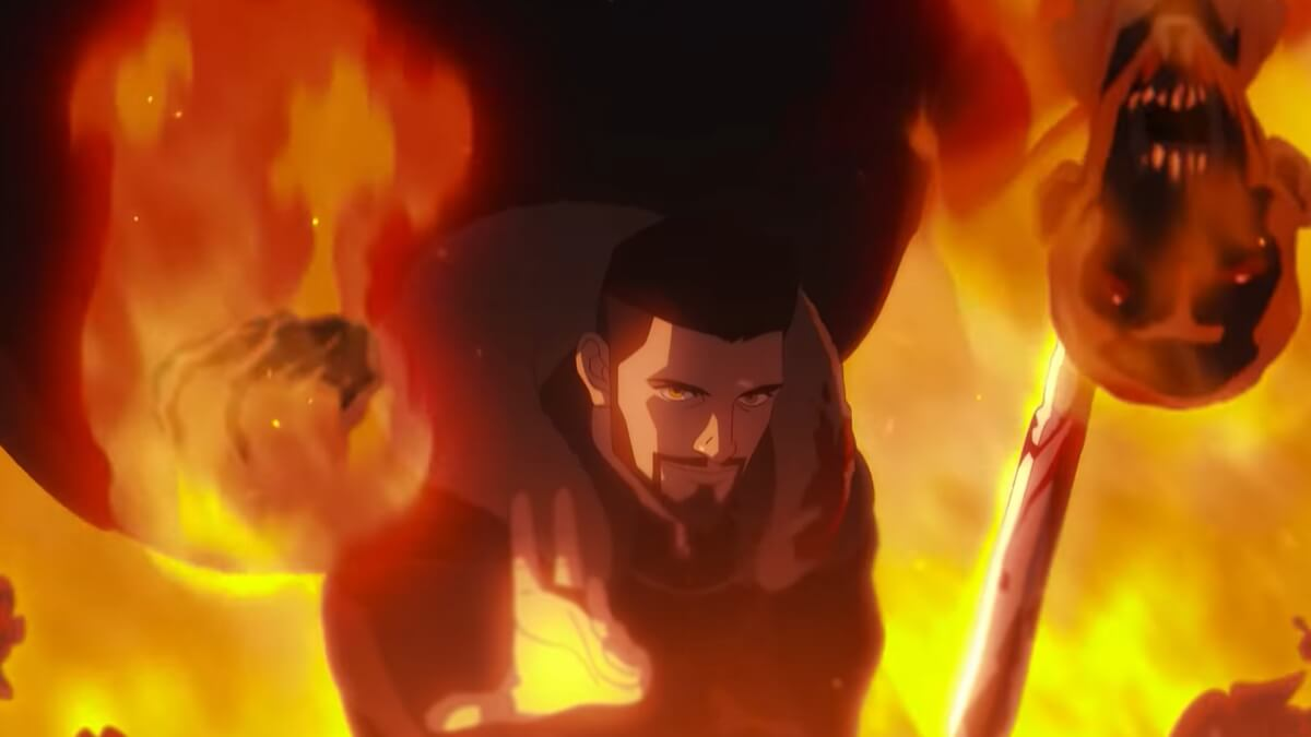 Read more about the article WATCH: 'The Witcher: Nightmare of the Wolf' Trailer Teases an Action-Packed Anime on Netflix