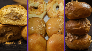 Kikkoman x Poison - Soy Sauce Doughnuts
