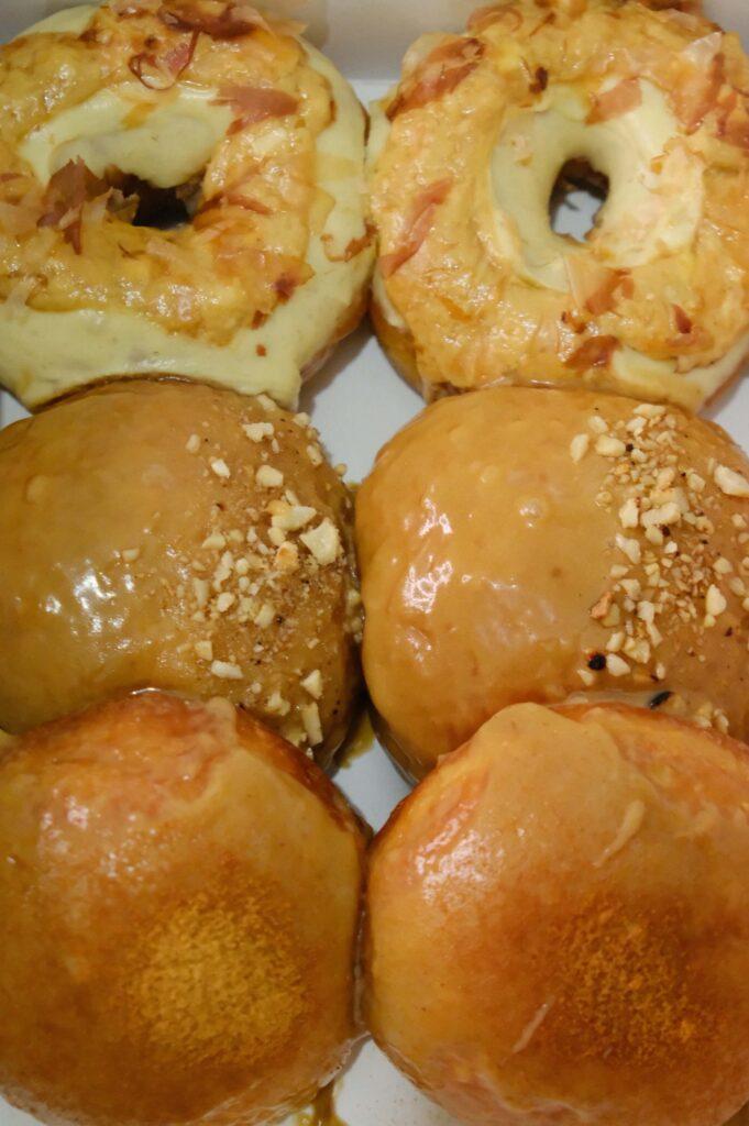 Soy sauce doughnuts - Poison x Kikkoman - Box of 6