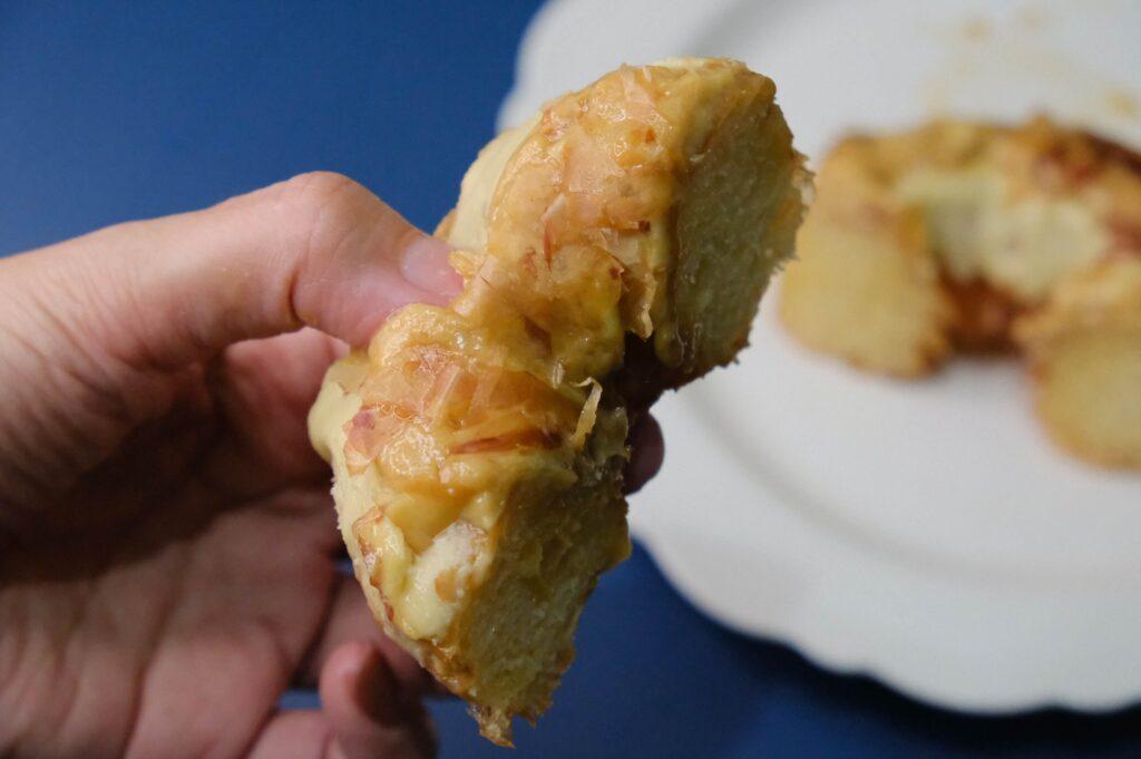 Soy sauce doughnuts - Poison x Kikko Shoyu Bonito