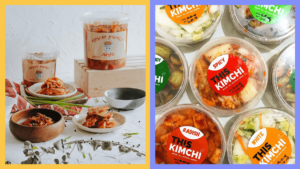 Kimchi in Manila