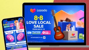 Lazada 8.8 Love Local Sale - Featured Image (1)