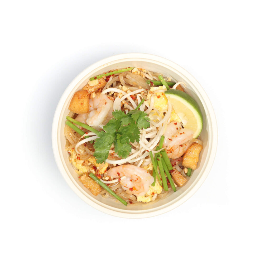 Spiral at Home pad thai