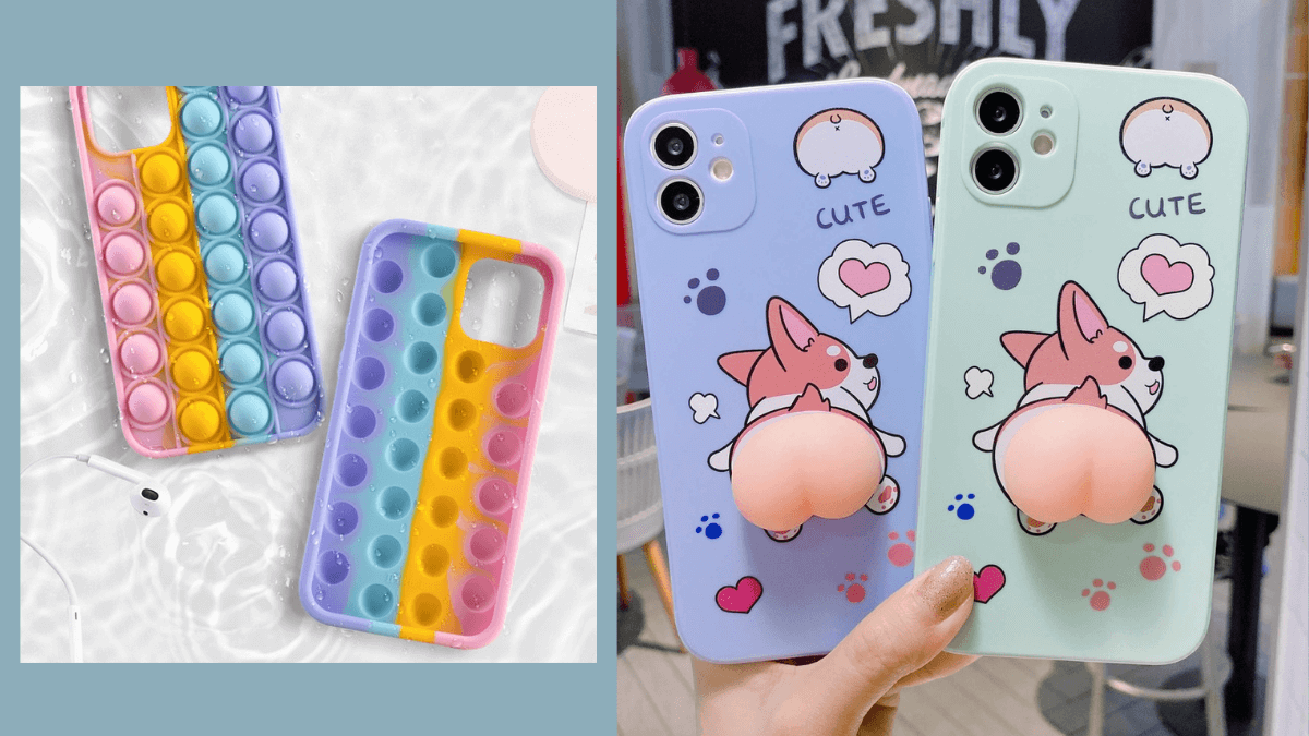 Read more about the article 8 Extra AF Phone Cases We Found Online