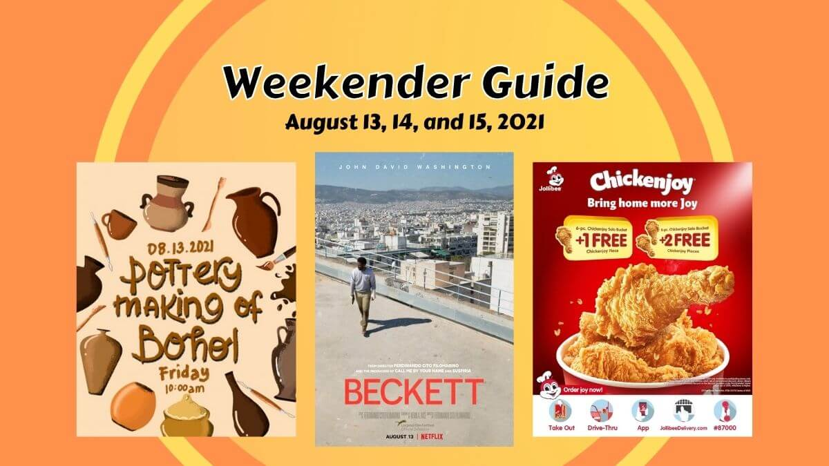 Read more about the article Weekender Guide: What's Happening From August 13 to 15, 2021