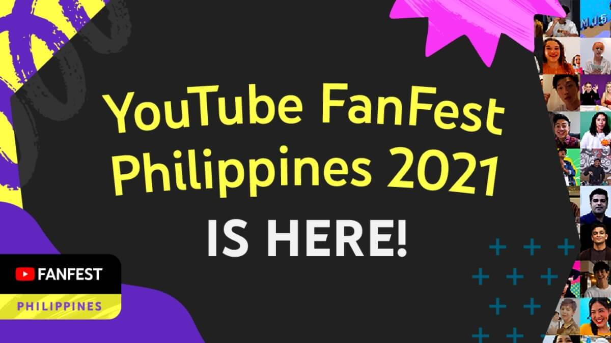 Read more about the article The Virtual YouTube FanFest Philippines Returns this August!