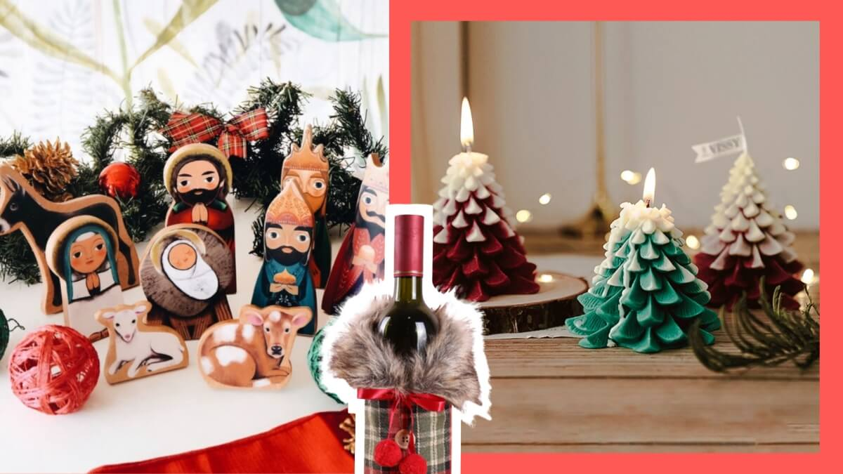 Read more about the article 8 Christmas Decorations We Found Online for Your Merry Celebration at Home