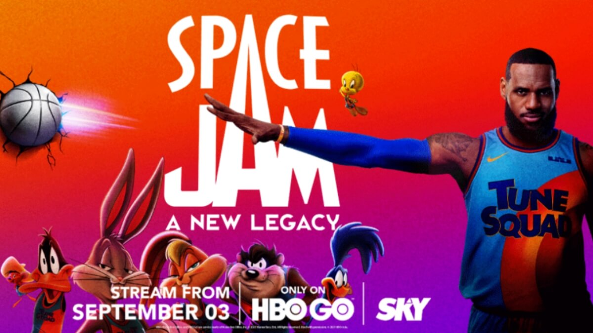 Read more about the article 5 Reasons Why We're Pumped Up for 'Space Jam: A New Legacy'