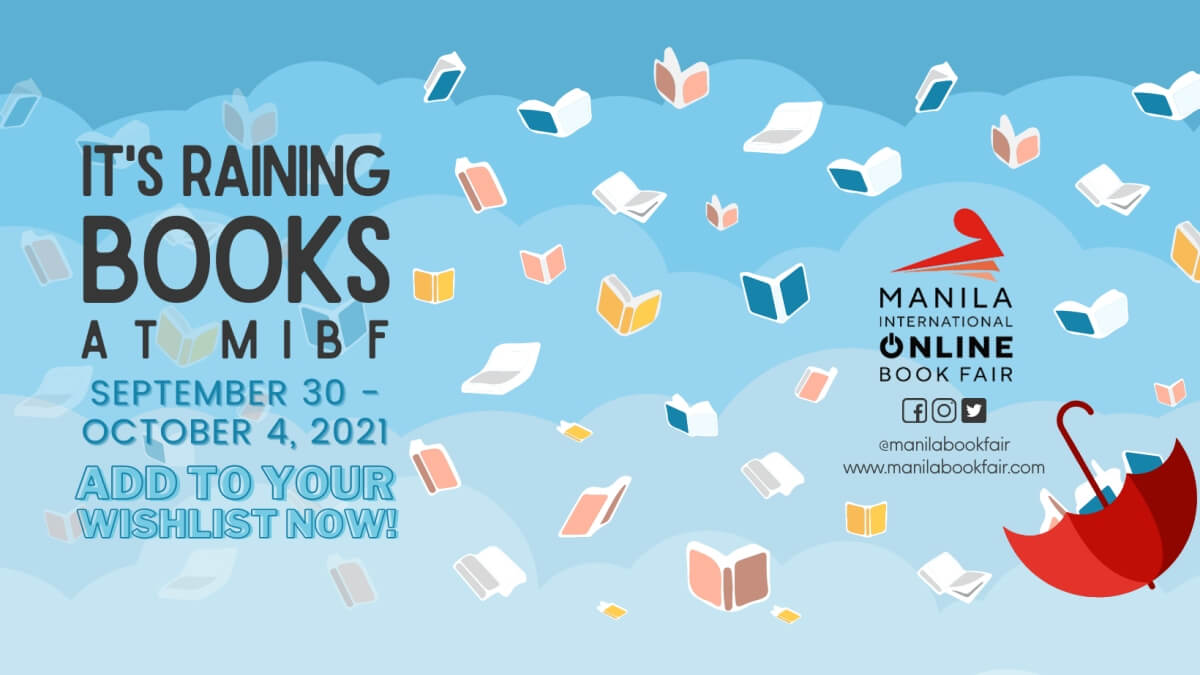 Read more about the article Catch the Manila International Book Fair 2021 Online From September 30 to October 4
