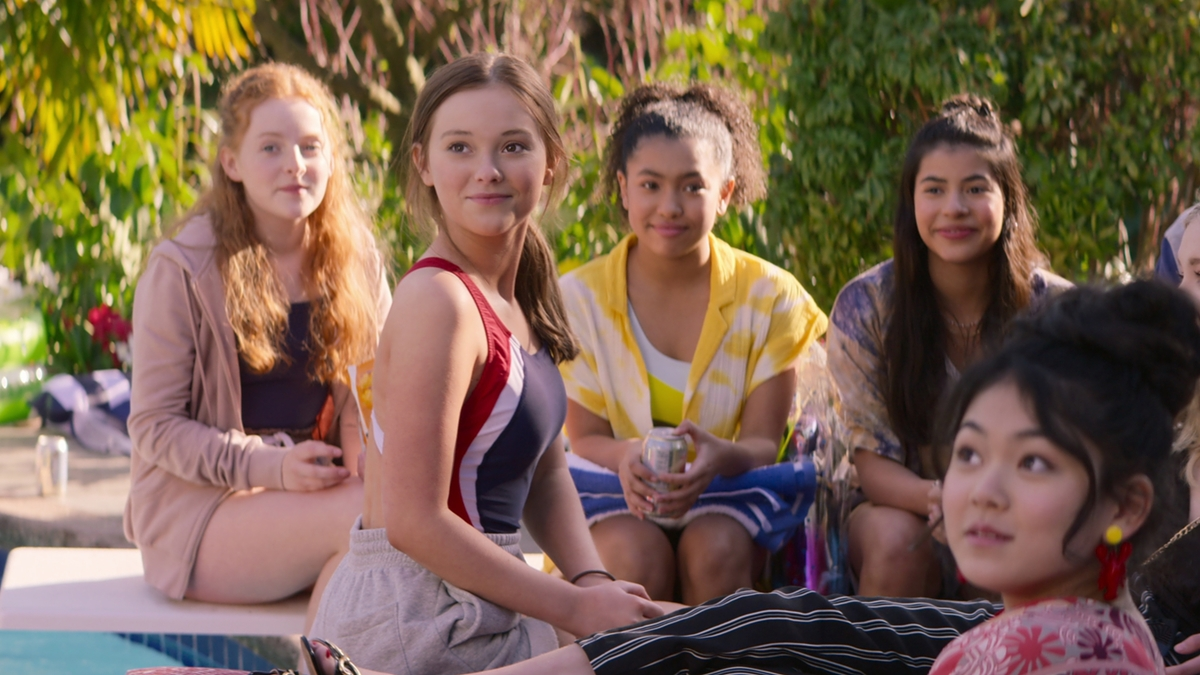 Read more about the article 'The Baby-Sitters Club' Returns for Season 2 on Netflix This October!
