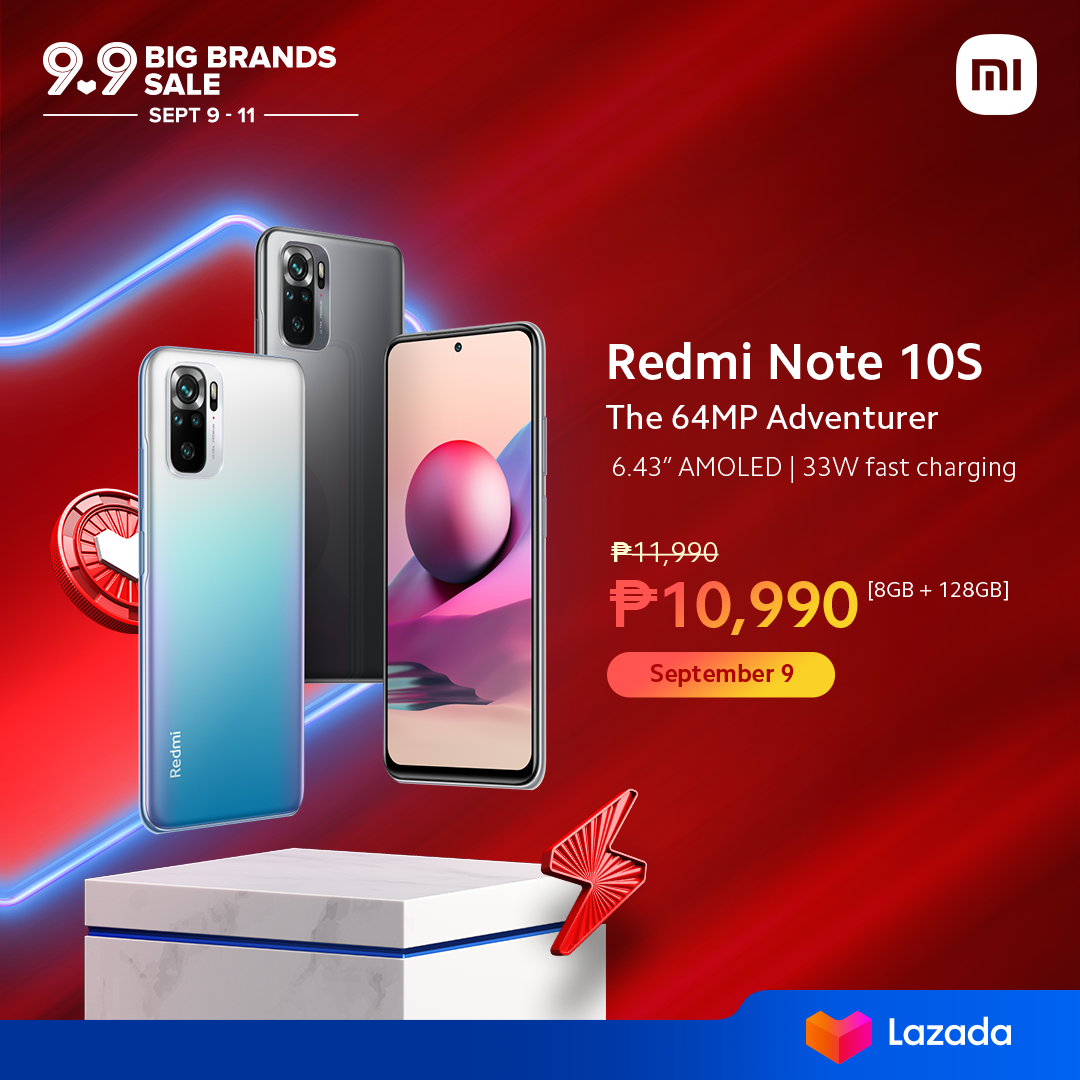 Read more about the article Here are All the Xiaomi and POCO Deals To Avail During Lazada's 9.9 Sale