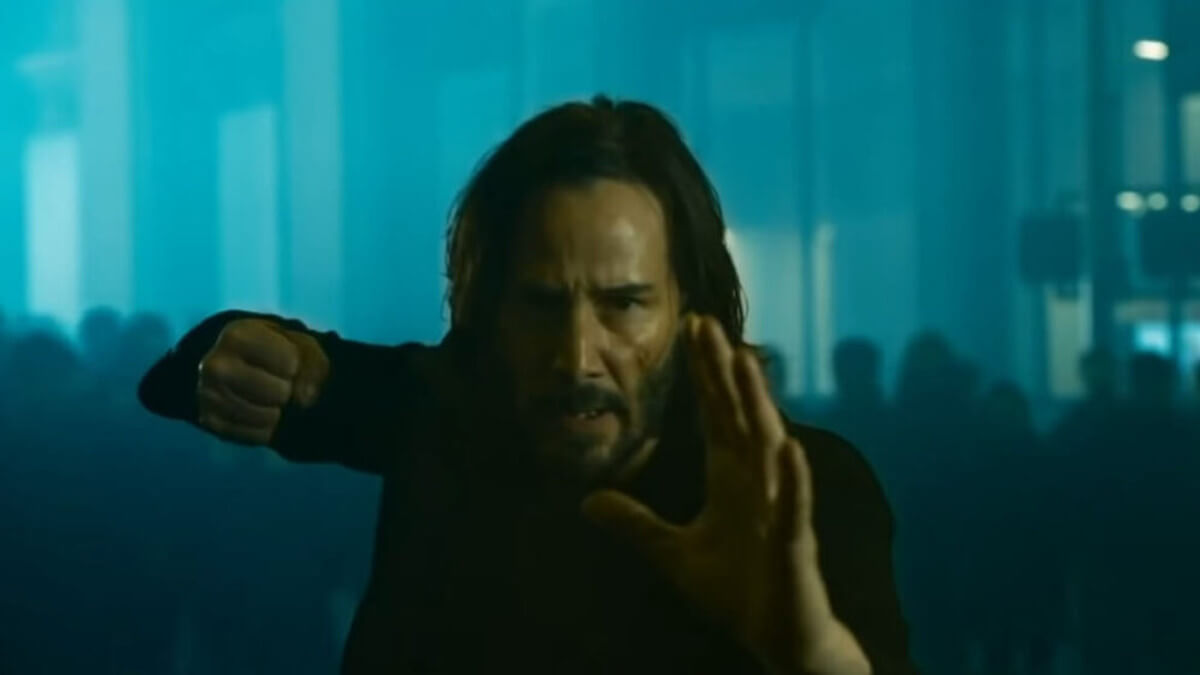 Read more about the article WATCH: 'The Matrix: Resurrections' Reveals Full Trailer