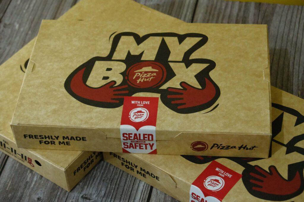 Eat Sheet: Pizza Hut My Box