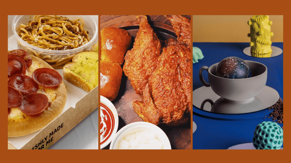 Read more about the article Eat Sheet: Pizza Party for One, Seriously Good Fried Chicken Down South, and Galactic Chocolate Bombs
